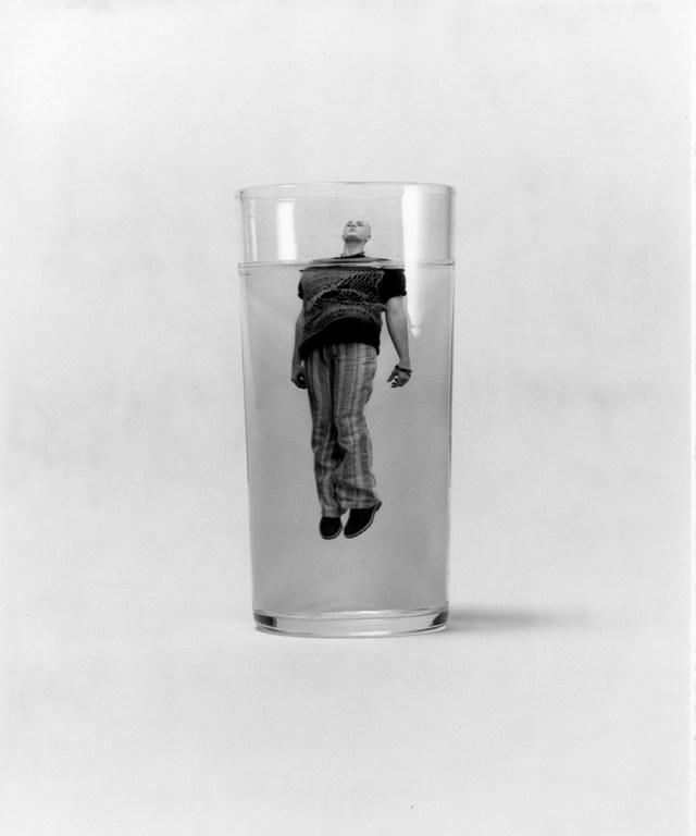 'Glass Drowning' Water, Matsuda,1992, ©geof kern