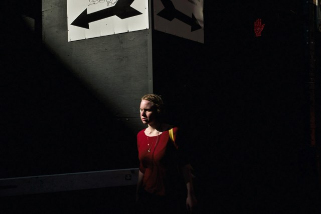 1. ', Saul Leiter:Dave Dye