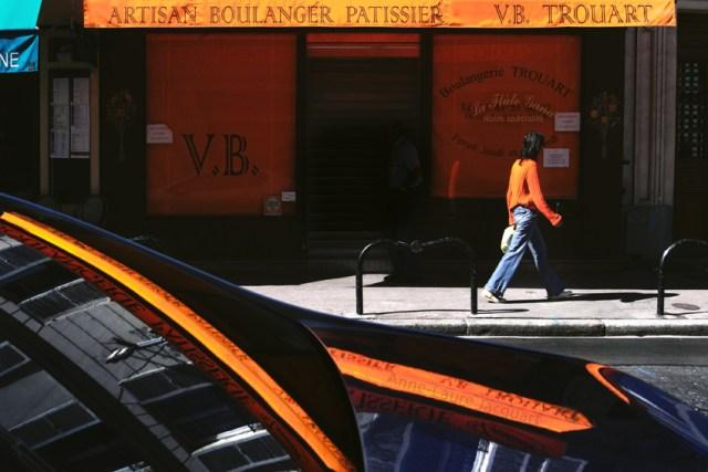 4. 'Artisan Boulangerie', Saul Leiter:Dave Dy