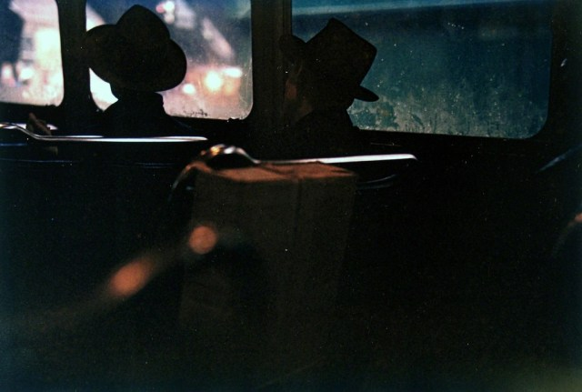 5. ', Saul Leiter:Dave Dye