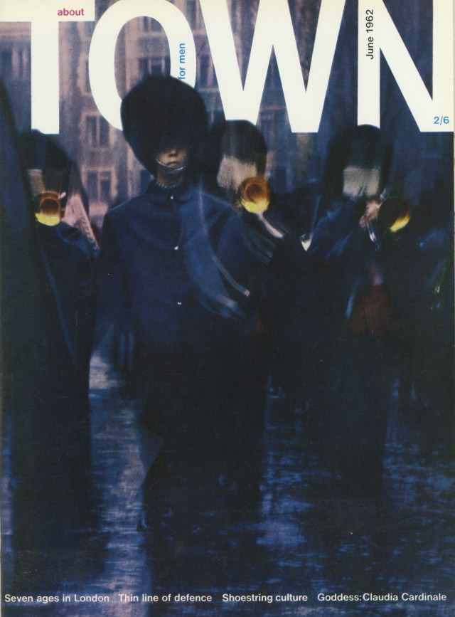 TOWN 'Beefeaters Cover - Saul Leiter.jpg