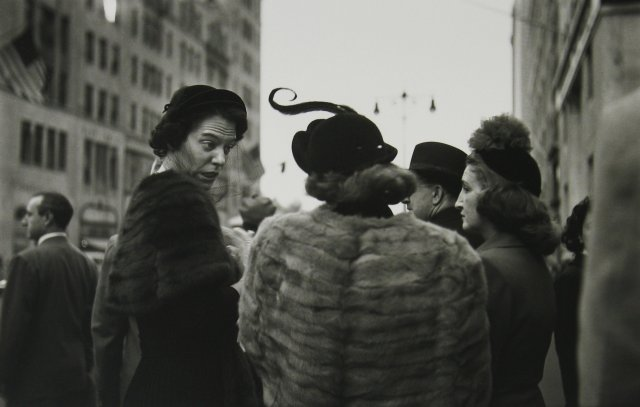 'Two Women', Saul Leiter:Dave Dye.jpg