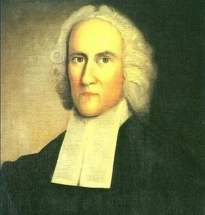 Painting of Jonathan Edwards