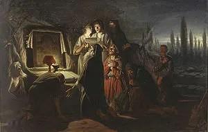 Vasily Perov's painting
