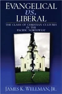 "Cover of ""Evangelical vs. Liberal"""