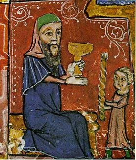 Observing the shabbath closing havdalah ritual