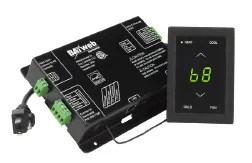 Bay Controls' Scary Geeky Thermostat