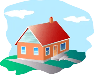 This image of a house is thanks to OpenClipart.org.