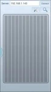 A screenshot of WiFi Speaker running on my Samsung Galaxy S3.