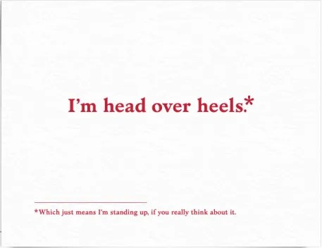 I'm Head Over Heels by Old Tom Foolery