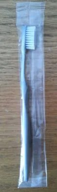 This is the Economy toothbrush from ToothbrushSubscriptions that I received today.