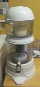 This is a photo of my Zen Water Vitality Purifier.