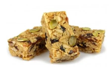 Photo of Graze's Fruit and Seed Flapjacks