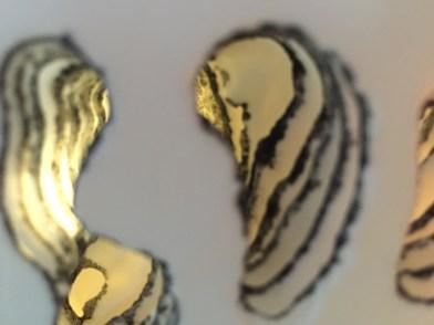 Close ups of back lit colours piece 1