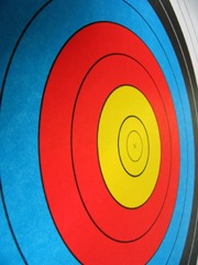Photo of a target