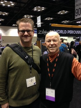 PASIC 2013 Thursday Dave Gerhart and Remo Belli