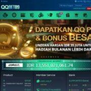 Profile picture of QQBET89 Situs Bandar Judi Online Terpercaya Bonus Terbesar