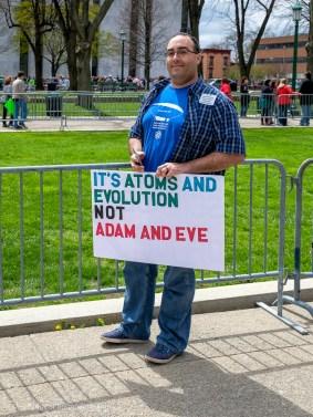 Atoms & Evolution