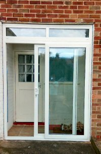 Patio Door Installers North East, A