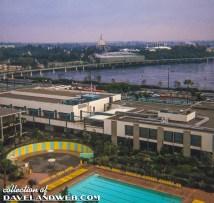 Disneyland Hotel Monorail