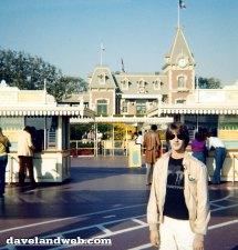 Disneyland December Outfits