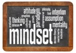 mindset word cloud