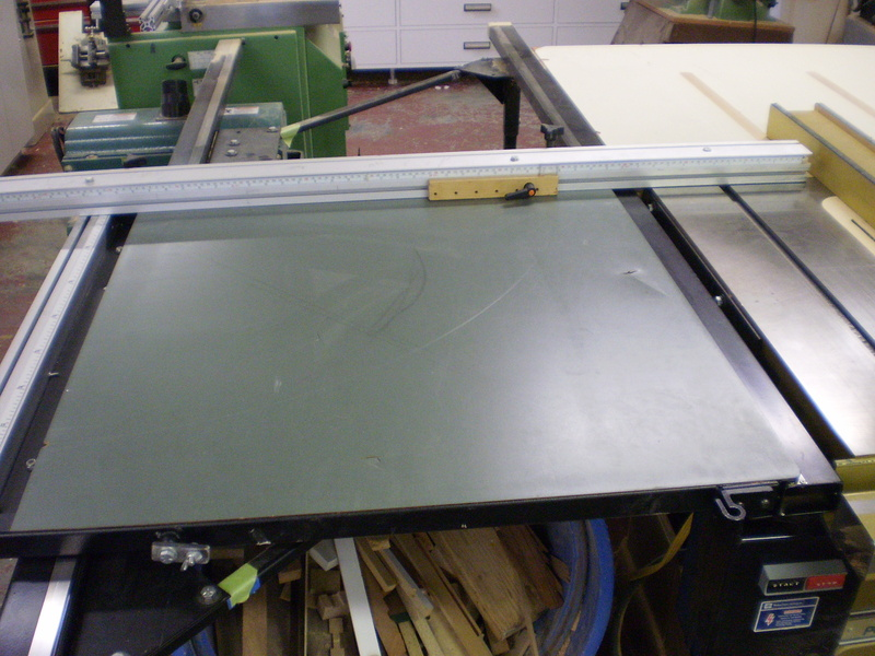 Excalibur Sliding Table Saw