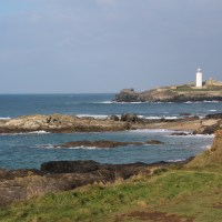 Godrevy Lighthouse, Cornwall; 20-01-13