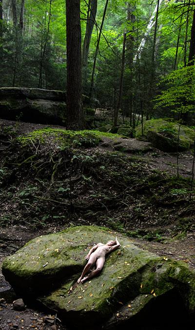 Nude hocking hills pics