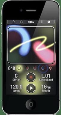 iKaossilator for iPhone