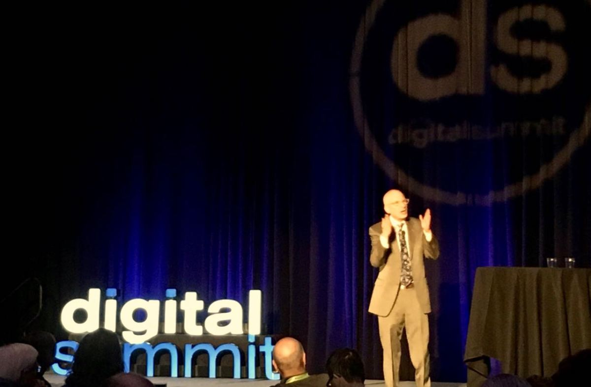 Seth Godin at Digital Summit Detroit 2016