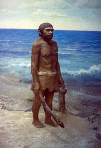 Ancient Days Was Adam A Caveman
