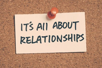 Relationships Make a Difference in Sales