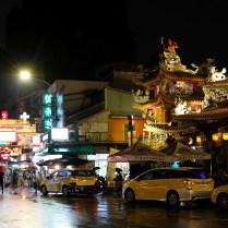 Ciyou Temple - Raohe Night Market