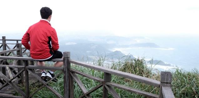 Keelung Mountain - Jiufen, Taiwan