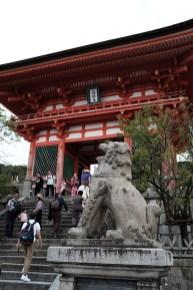 Kiyomizu-dera Buddhist Temple - Kyoto Japan