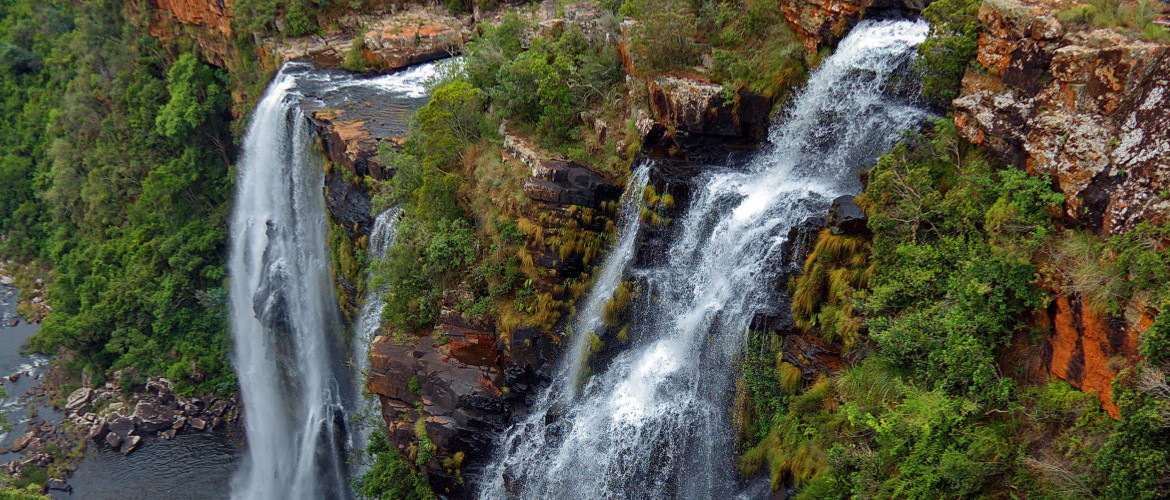 Lisbon Waterfall, Mpumalanga, South Africa