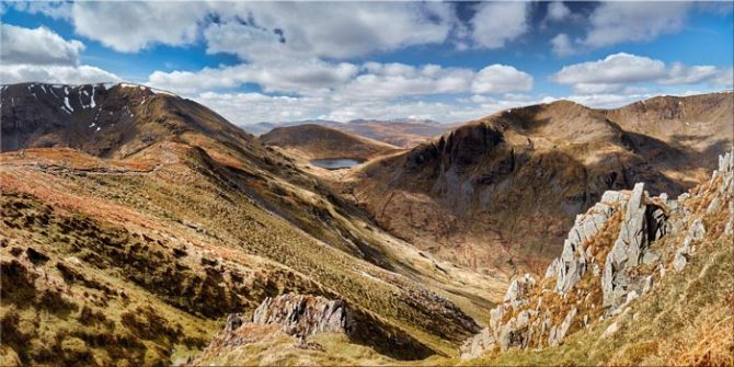 Fairfield to Dollywagon Pike - Canvas Print