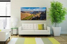 Ullswater from St Sunday Crag - Canvas Print on Wall