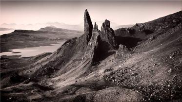 The Storr Isle of Skye - Canvas Print