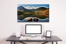 Beautiful Buttermere - Canvas Print on Wall