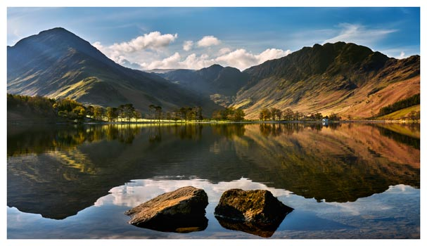 Beautiful Buttermere - Lake District Print