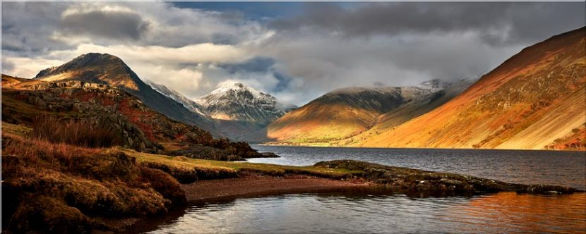 Glorious Lake District - Lake District Canvas