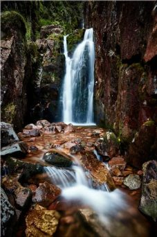 Scale Force Gorge - Lake District Canvas