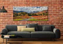 Elterwater to Langdale - Canvas Print on Wall