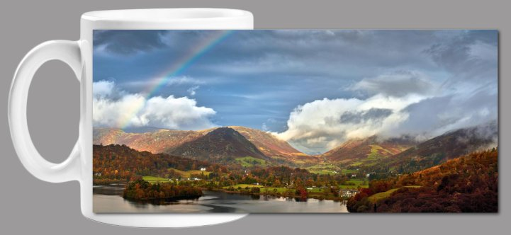 Grasmere Rainbow Mug