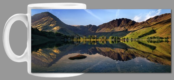 Stillness at Buttermere - Mug