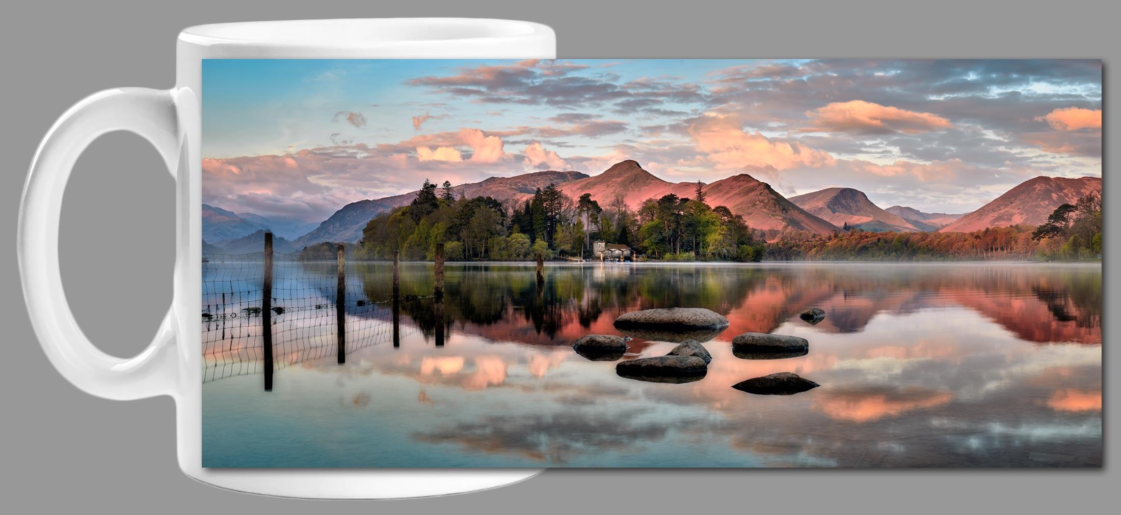 Derwent Isle Calm Dawn - Mug