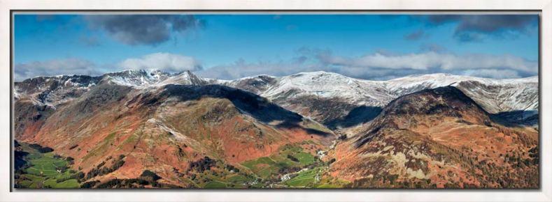 Glenridding Panorama - Modern Print