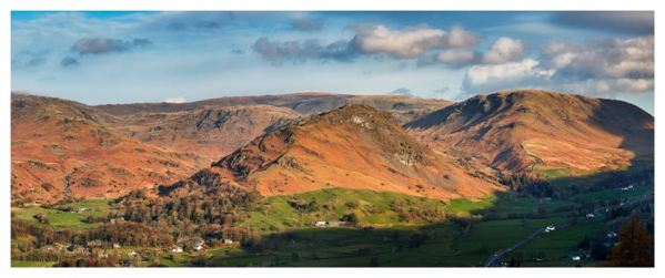 Helm Crag - Lake District Print